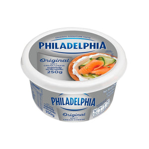 Philadelphia Spreadable Tub Soft 250g