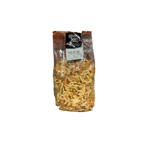 Snacks - A/Select Cashew Soya Mix 400g