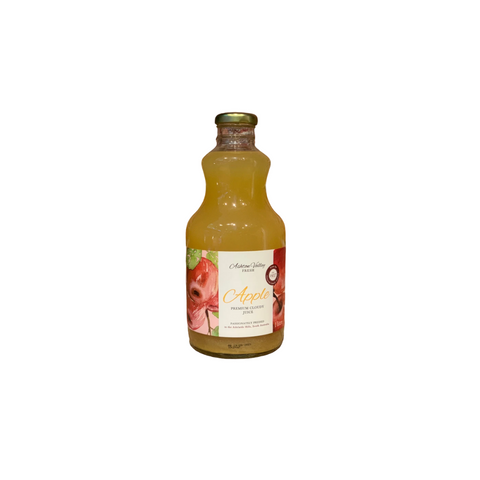 Ashton Valley Juice Cloudy Apple 1lt