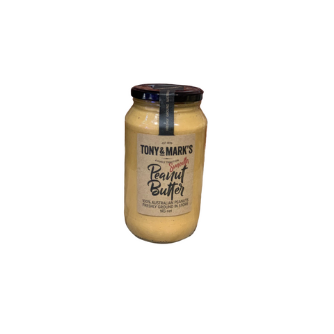 Tony&Marks Peanut Butter Smooth 1kg