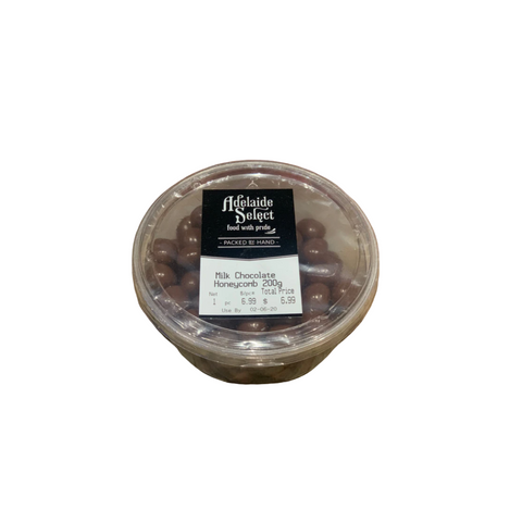Chocolate - A/Select Choc Honeycomb 200g