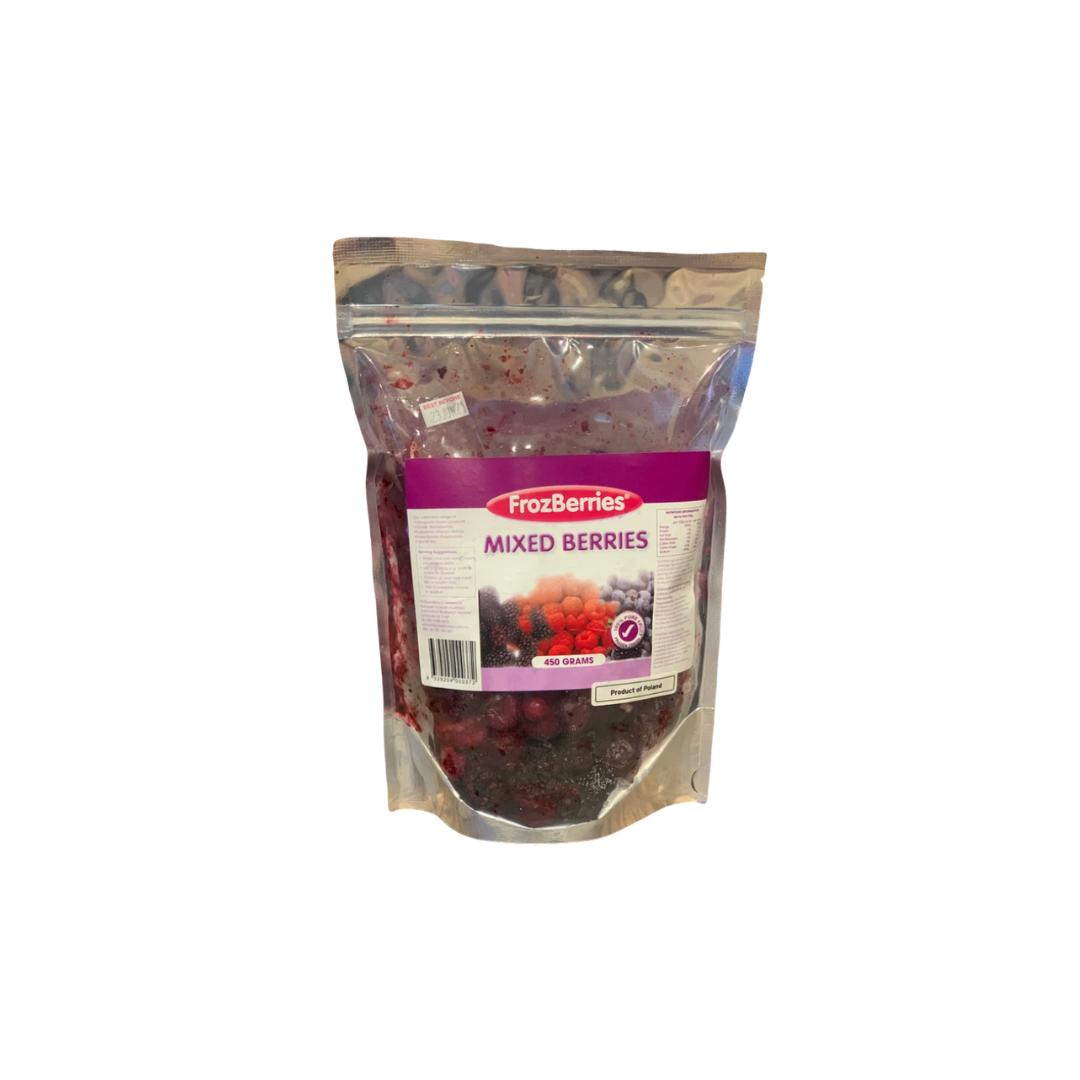 Frozen - Frozberries Mixed Berries 450g