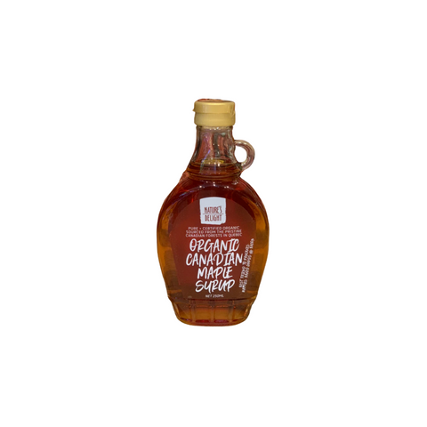 Nature's Delight Organic Maple Syrup 250ml