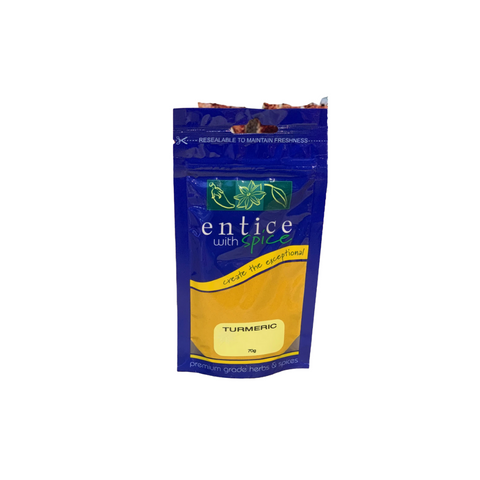 Entice with Spice Turmeric 70g