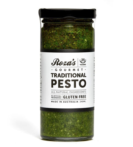 Roza's Pesto Traditional 240ml