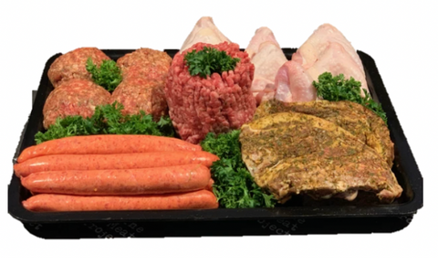 Mixed Meat Value Pack