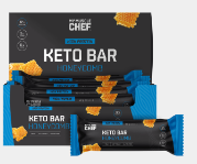 My Muscle Chef - Keto Bar - Honeycomb