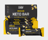 My Muscle Chef - Keto Bar - Lemon & Coconut