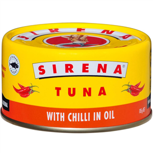 Sirena Tuna in Chilli Oil 185g