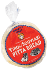 Frozen - Specialty Foods Pita 5 Pack