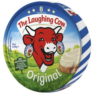The Laughing Cow Original Cheese Spread 128g