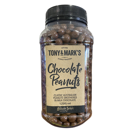Tony & Mark's Chocolate Peanuts 1.25kg
