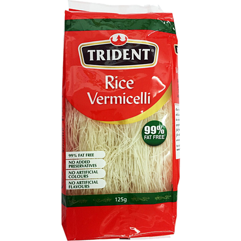 Trident Rice Noodles Vermicelli 125g