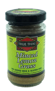 True Thai Minced Lemongrass 100g