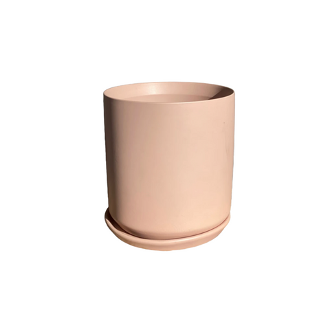 Ceramic Dusty Pink Pot