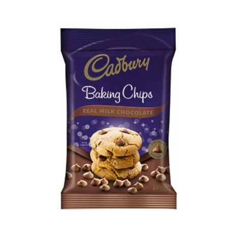 Cadbury Milk Chocolate Baking Chips 200g