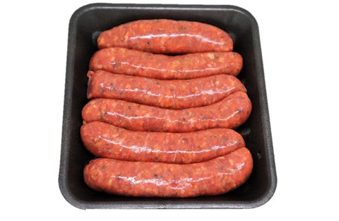 Worcestershire Cracked Pepper Sausage 500g