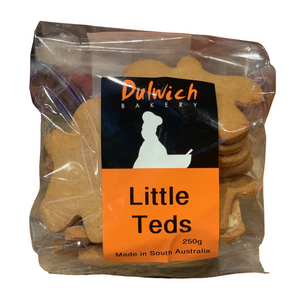 Dulwich Bakery Biscuits Little Ted 250g