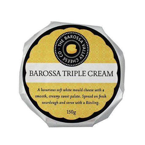 Barossa Valley Cheese Co. Triple Crm Brie 125g