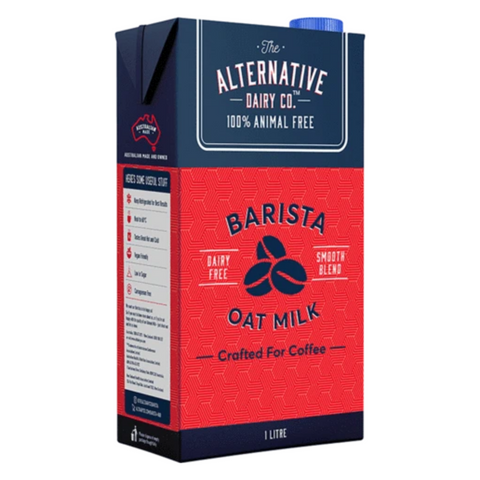The Alternative Dairy Co Oat Milk 1Lt