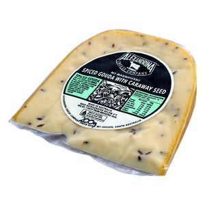 Alexandrina Mount Magnificent Spiced Baby Gouda with Caraway Seed 250g