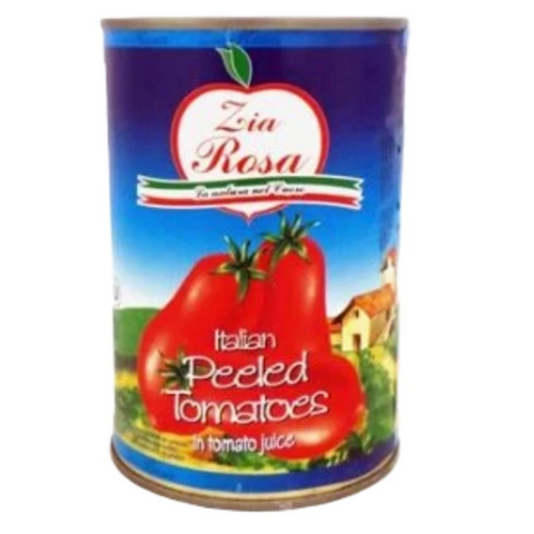 Zia Rosa Tomatoes Whole Peeled 400g