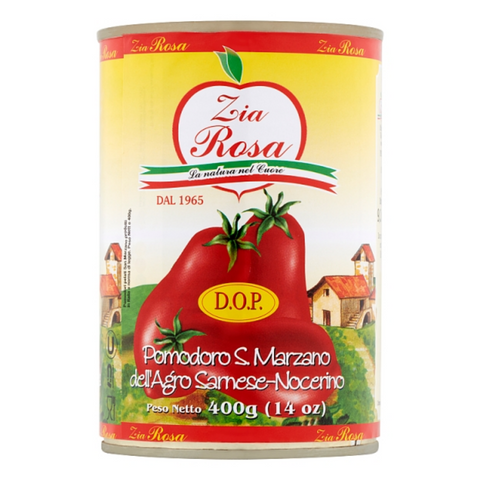 Zia Rosa Tomatoes Chopped 400g
