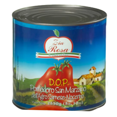 Zia Rosa Whole Tomatoes Peeled 2.5kg