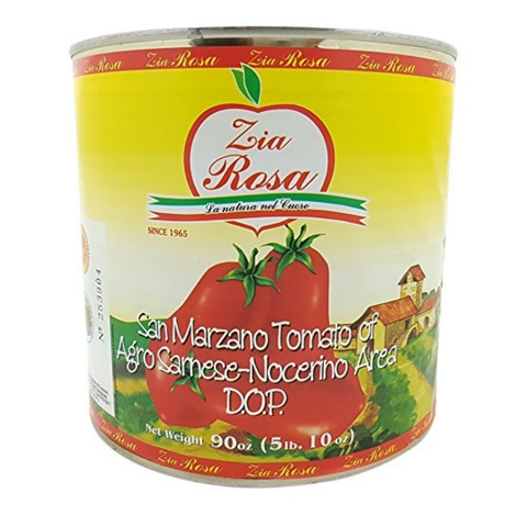 Zia Rosa San Marzano Whole Tomatoes 2.55kg