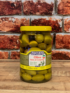 Zuccato Olives Green 1650g