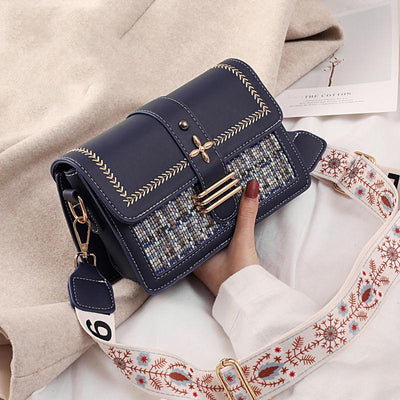 Women Shoulder Bags Handbag Wild Printing Wild Shoulder Bag - The Savvy Senior Shop