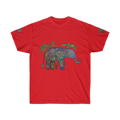 Unisex Ultra Cotton Elephant Tee - The Savvy Senior Shop