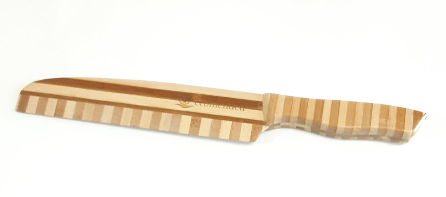 Bamboo Kitchen Knife-Smooth - The Savvy Senior Shop