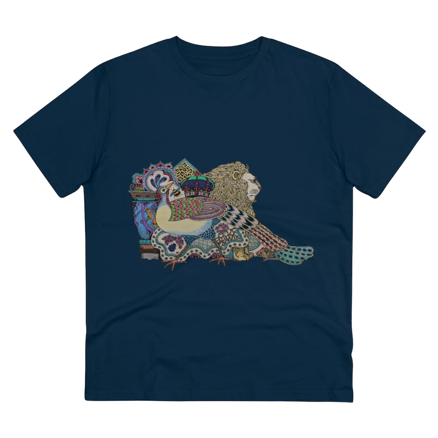 Organic Creator Animal T-shirt - Unisex