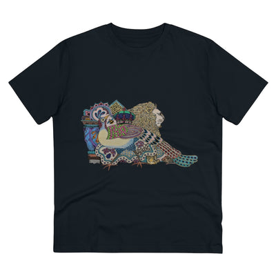 Organic Creator Animal T-shirt - Unisex - The Savvy Senior Shop