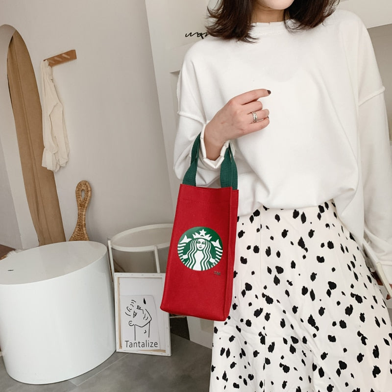 Starbucks Coffee Cup Bag - The Savvy Senior Shop