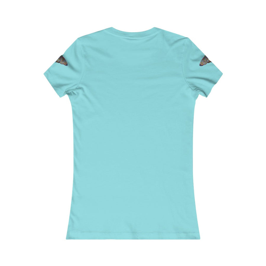 Women's Favorite Butterfly Tee - The Savvy Senior Shop