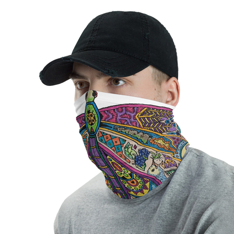 Butterfly Neck Gaiter - The Savvy Senior Shop