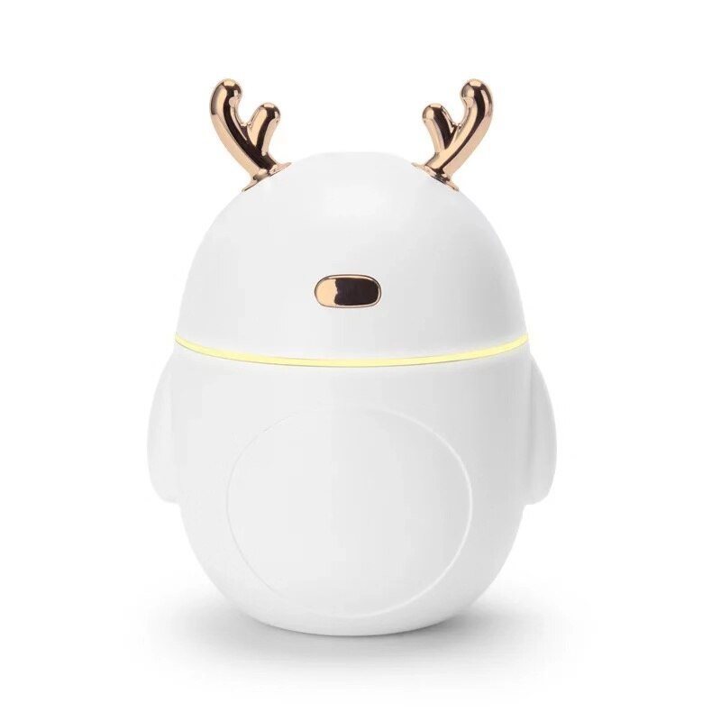 USB Essential Oil Diffuser /Humidifier with Nightlight