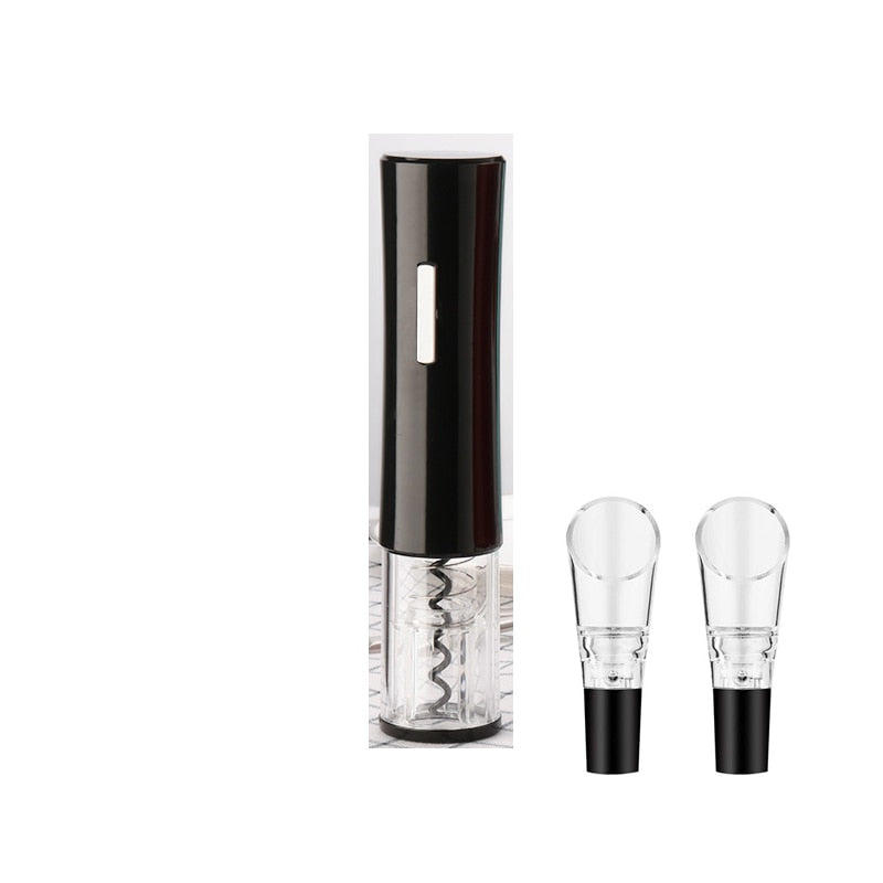 Cordless Electric Wine Opener  with Accessories
