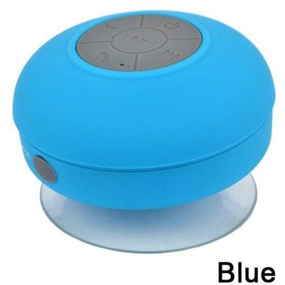 Bluetooth Shower Speaker (with suction pad) - The Savvy Senior Shop