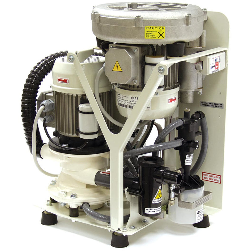 Cattani Turbo Jet Compact Single Surgery Suction System - DentaledgeUK