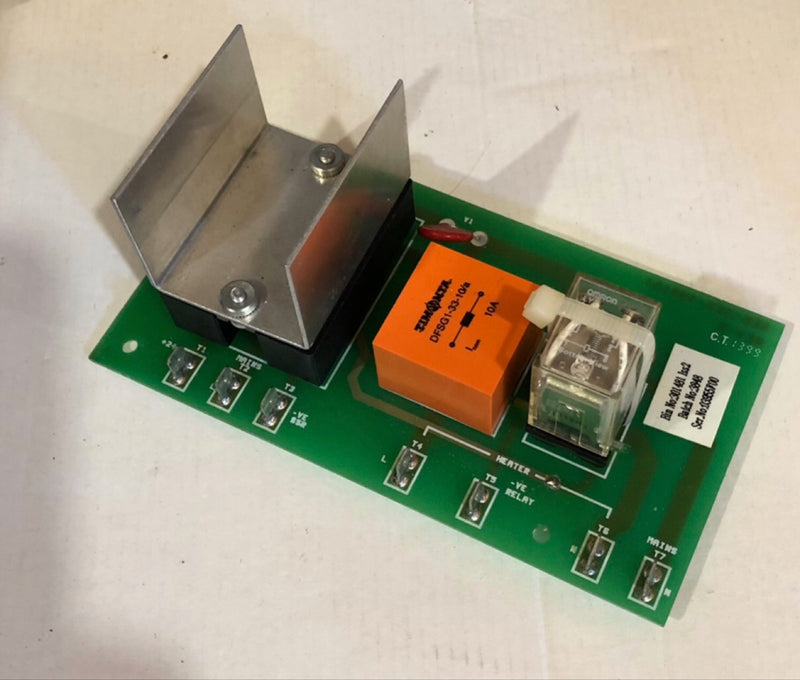 Eschmann SES Relay Control Board (Recycled) - DentaledgeUK