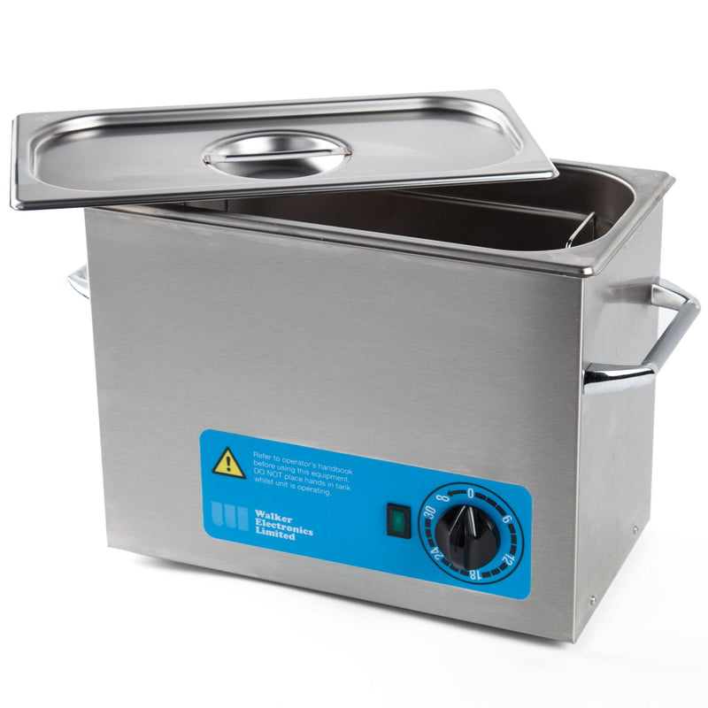 Walker Electronics 80T Ultrasonic Bath - DentaledgeUK