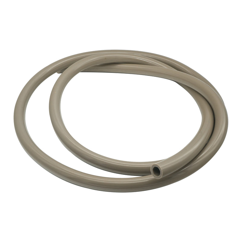 "DCI 737 Adec Style Vinyl High Volume Ejector Vacuum Suction Tubing, 1/2"" (12.7mm) I.D., Smooth Asepsis Dark Surf 10 Metres - Dental Edge UK"