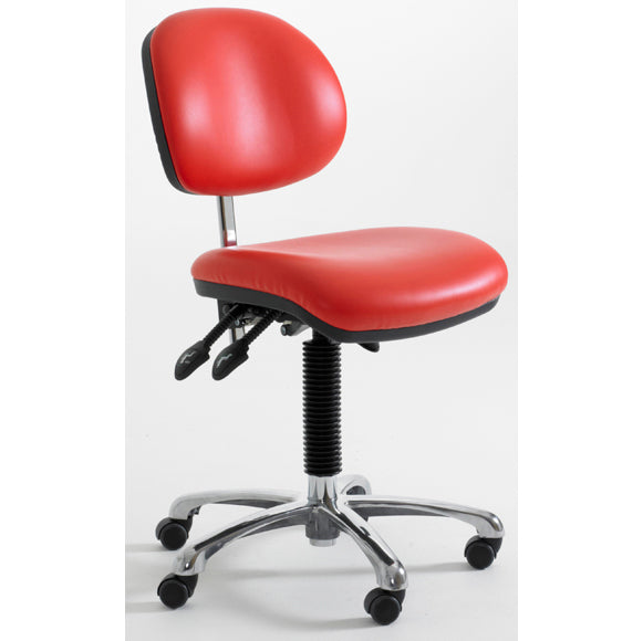Dental Edge UK -  Dentist Chair Operators Stool (D2)