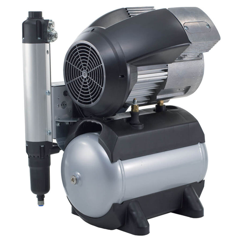 Durr Tornado 2 Super Silent (2 Surgeries) Compressor - DentaledgeUK