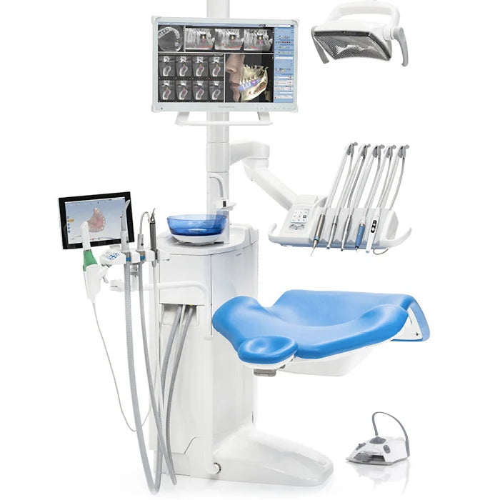 Planmeca Compact i5 Dental Treatment Centre - DentaledgeUK