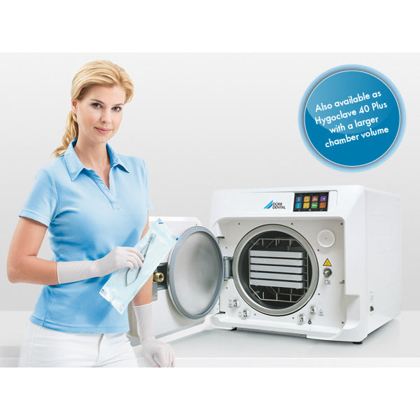 Durr Hygoclave 40 Autoclave - Dental Edge UK