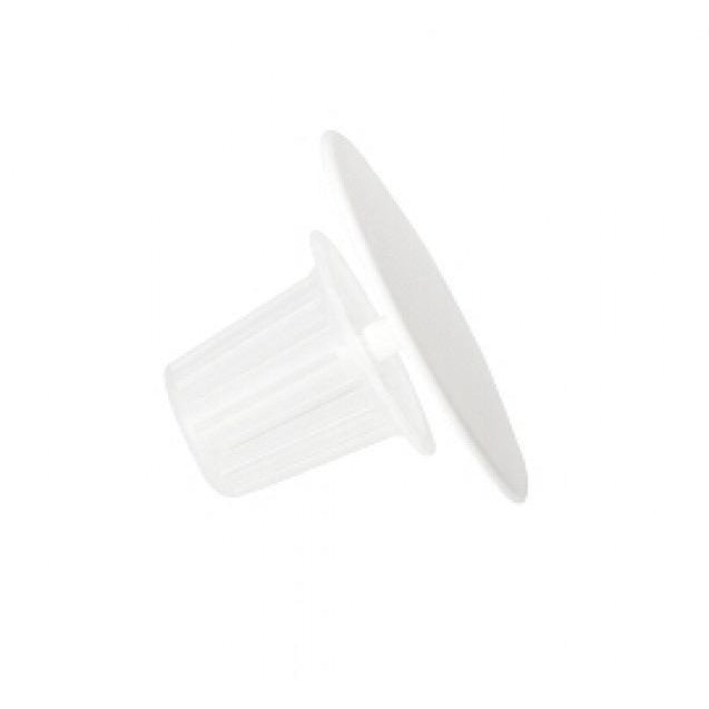 "Adec White Cuspidor Spittoon Screen 1 5/8"" DCI 5314 (Pack of 10) - DentaledgeUK"